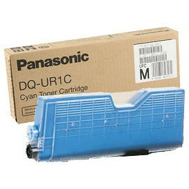OEM Panasonic DQ-UR1C Cyan Toner Cartridge