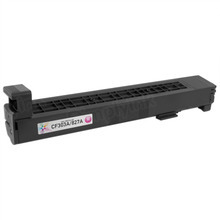 Remanufactured Replacement for HP CF303A (827A) Magenta Laser Toner Cartridge