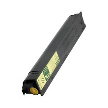 OEM Toshiba Yellow Toner Cartridge, TFC75UY