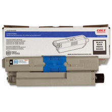 Original Black Type C17 Laser Toner Cartridge for Okidata 44469801 3.5K Page Yield