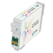 Remanufactured Epson T087220 (T0872) Cyan Ink Cartridges for the Stylus Photo R1900