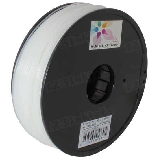 1.75mm 1kg Nylon Filament