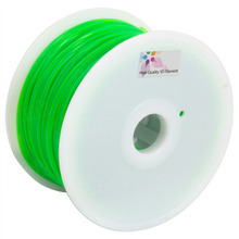 Translucent Green 3D Printer Filament 1.75mm 1kg PLA