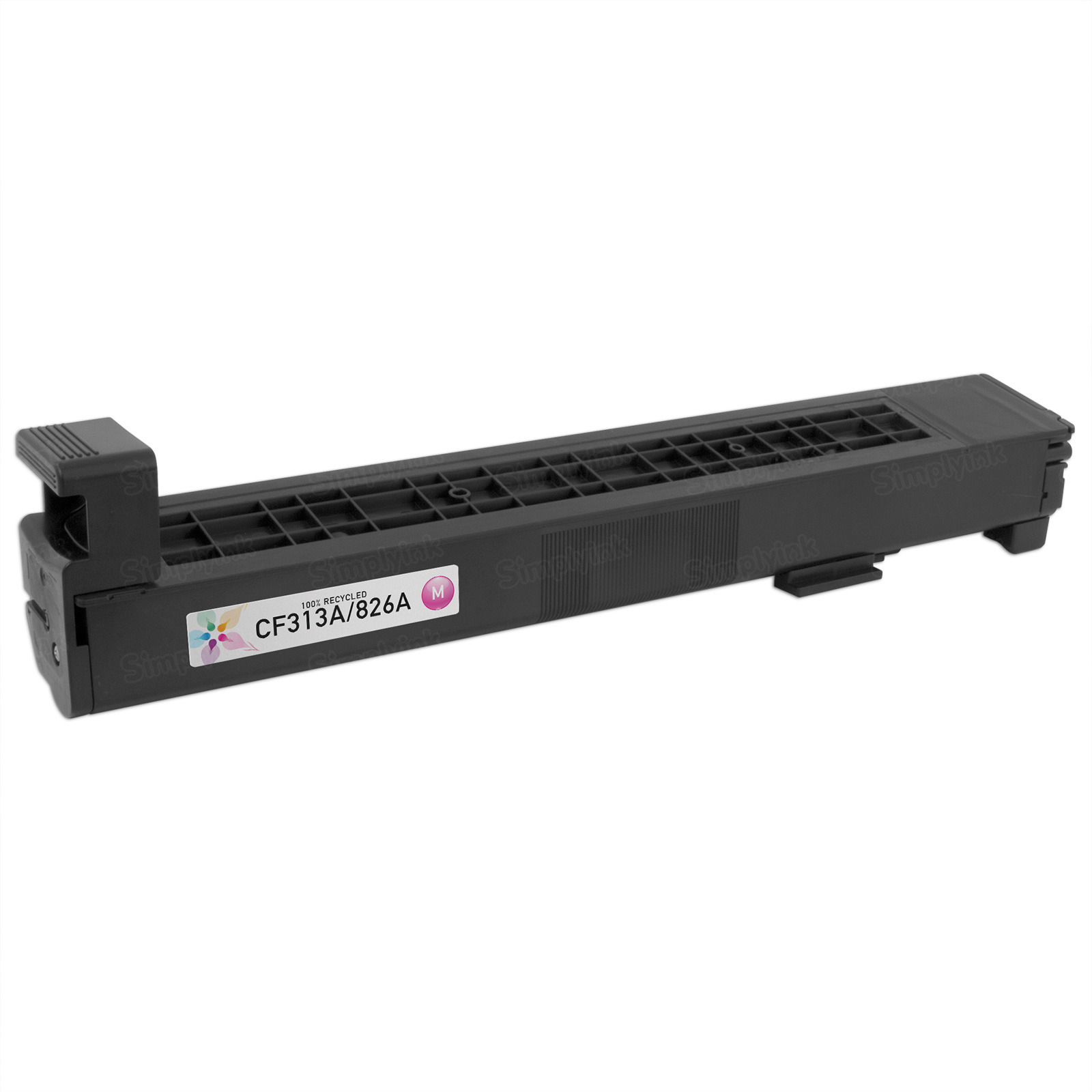 Remanufactured Replacement Magenta Laser Toner for HP 826A