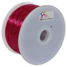 Translucent Purple 3D Printer Filament 1.75mm 1kg PLA