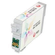 Remanufactured Epson T087720 (T0877) Red Ink Cartridges for the Stylus Photo R1900