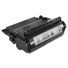 Lexmark Remanufactured High Yield Black Laser Toner Cartridge, 12A6765 (T620/T622/Optra X622/X620e) (30K Page Yield)
