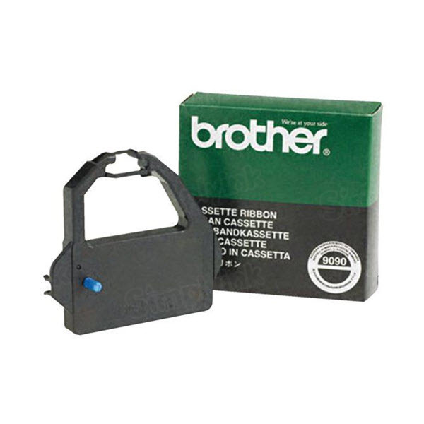 Brother OEM 9090 Black Fabric Ribbon