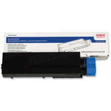 Original High Yield Black Laser Toner Cartridge for Okidata 44574901 10K Page Yield