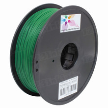 Pine Green 3D Printer Filament 1.75mm 1kg PLA