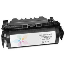 Lexmark Remanufactured Black Laser Toner Cartridge, 12A7362 (21K Page Yield)