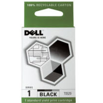 OEM Dell Black Ink (Series 1) T0529, FN172
