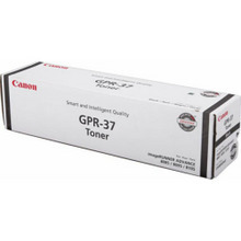 Canon GPR-37 (70,000 Pages) High Yield Black Laser Toner Cartridge - OEM 3764B003AA