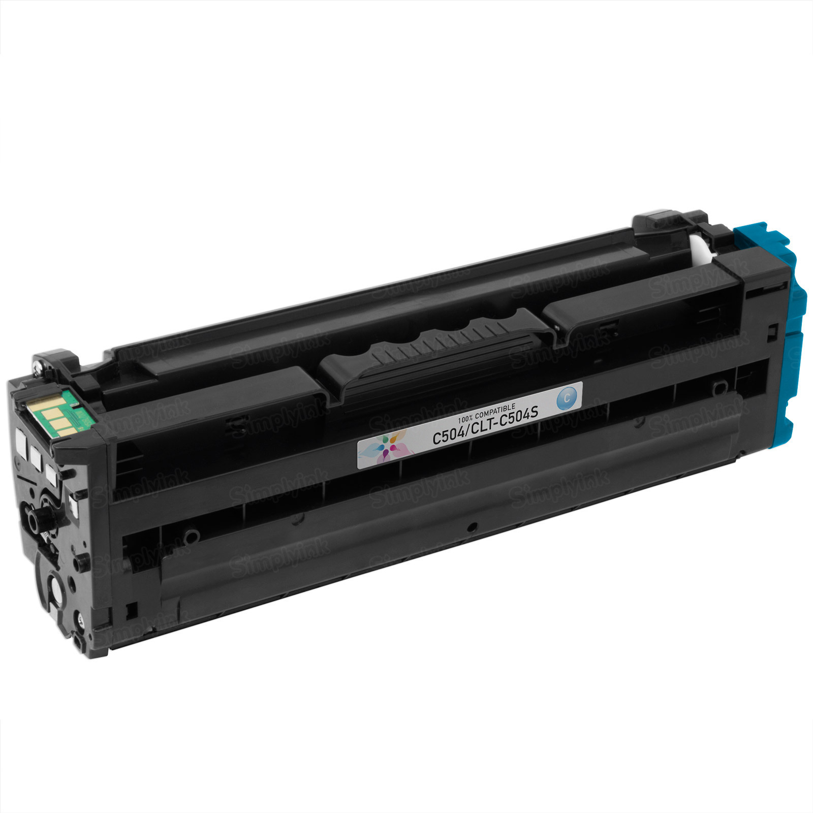 Compatible Cyan Toner for Samsung C504