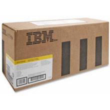 IBM OEM Extra High Yield Yellow 39V0942 Toner Cartridge