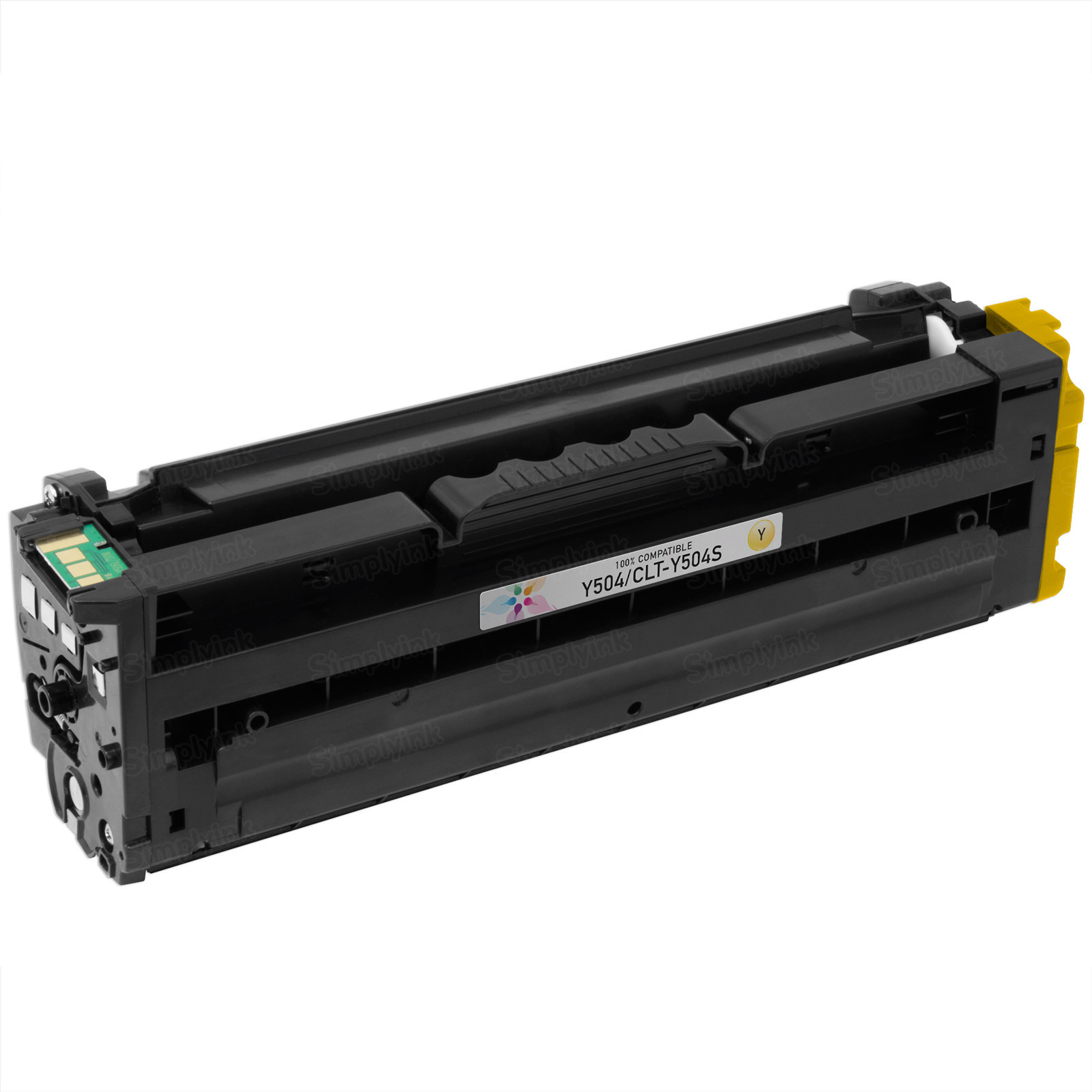 Compatible Yellow Toner for Samsung Y504