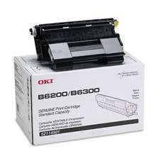 Okidata OEM Black 52114501 Toner Cartridge 11K Page Yield