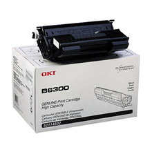 Original High Yield Black Laser Toner Cartridge for Okidata 52114502 18K Page Yield