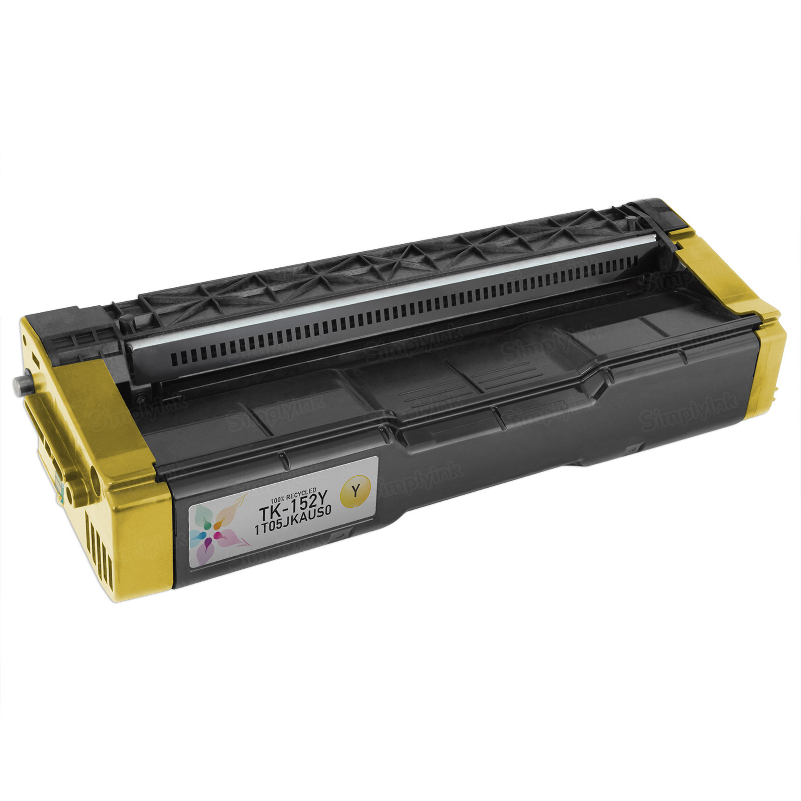 Remanufactured TK-152Y Yellow Toner