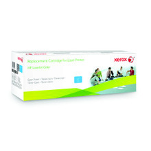 Xerox Premium Remanufactured Replacement Toner for HP 125A Cyan (CB541A) u2013 Made in the U.S.