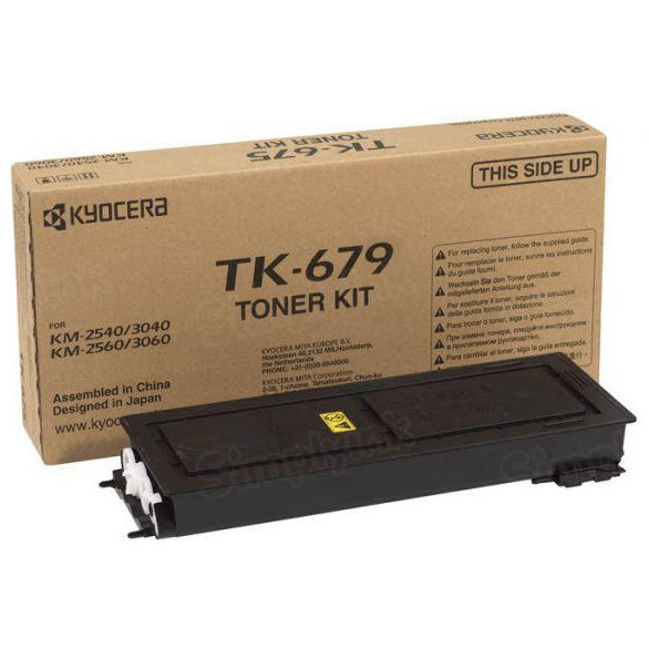 TK679 Black Toner for Copystar