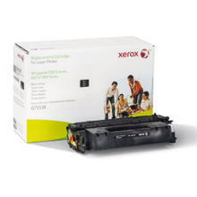 Xerox Premium Remanufactured Replacement Black Toner for the HP Q7553X (53X) ?�� Made in the U.S.
