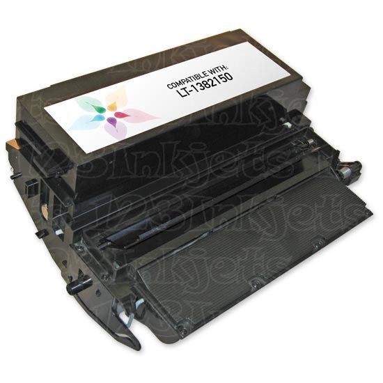 Remanufactured 1382150 Black Toner Cartridge for Lexmark