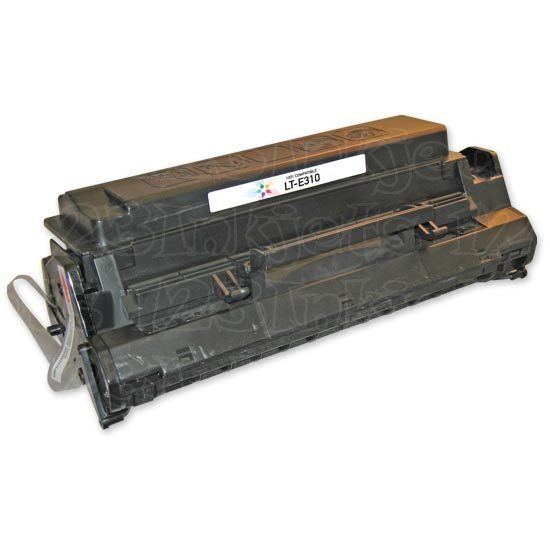 Remanufactured 13T0101 Black Toner Cartridge for Lexmark