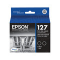 Original Epson Set of Black Ink Cartridges (T127120D2)