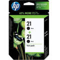 Original HP 21 Black Ink Pack C9508FN