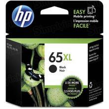 Original HP 65XL High Yield Black Ink Cartridge in Retail Packaging (N9K04AN)