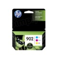 HP 902 Cyan, Magenta, Yellow Original Ink Cartridges T0A38AN