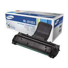 OEM Samsung ML-2010D3 Black Laser Toner Cartridge 3K Page Yield