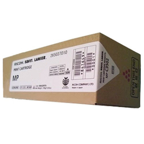 OEM Ricoh 841751 Black Toner Cartridge