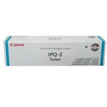 Canon IPQ-2 (35,500 Pages) High Yield Cyan Laser Toner Cartridge - OEM 0437B003AA