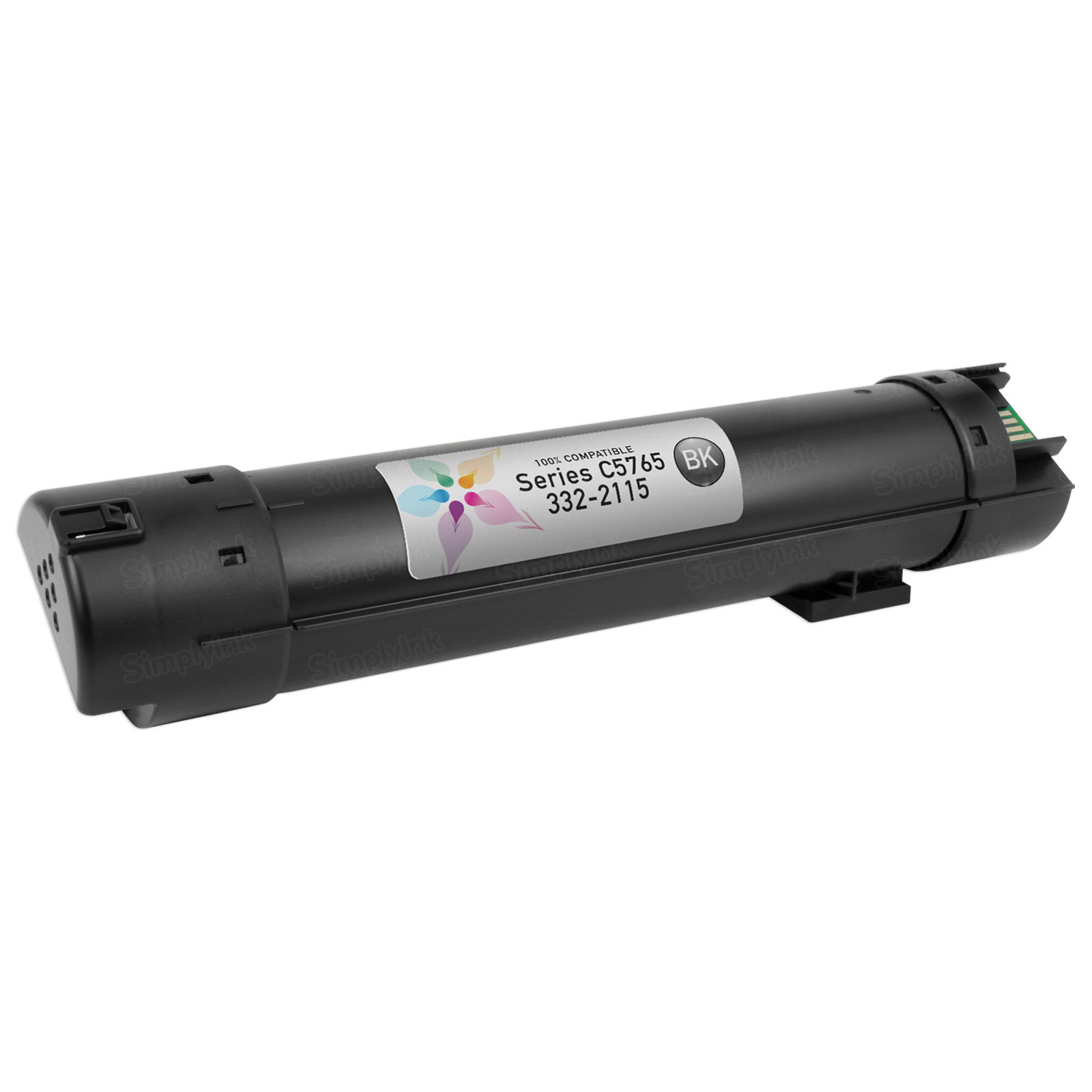 Compatible Alternative for Dell (W53Y2) Black Toner