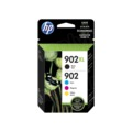 HP 902XL High Yield Black, Cyan, Magenta, Yellow Original Ink Cartridges T0A39AN