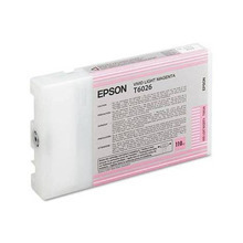 OEM Epson T602600 110 ml Vivid Light Magenta Ink Cartridge