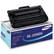 OEM Samsung ML-2250D5 Black Laser Toner Cartridge 5K Page Yield