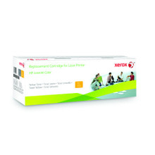 Xerox Premium Remanufactured Replacement Toner for HP 125A Yellow (CB542A) - Made in the U.S.