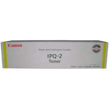 Canon IPQ-2 (35,500 Pages) High Yield Yellow Laser Toner Cartridge - OEM 0439B003AA