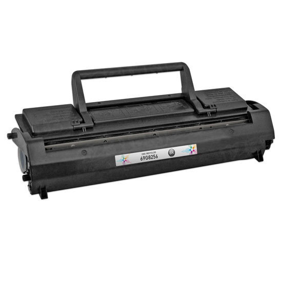 Remanufactured 69G8256 Black Toner Cartridge for Lexmark