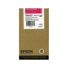 OEM Epson T602300 110 ml Vivid Magenta Ink Cartridge