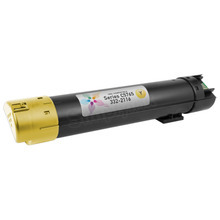 Compatible 12,000 Page Yellow Toner Cartridge for Dell C5765dn (JXDHD)
