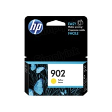 Original HP 902 Yellow Ink Cartridge in Retail Packaging (T6L94AN)
