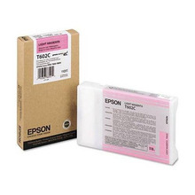 OEM Epson T602C00 110 ml Light Magenta Ink Cartridge