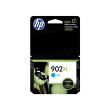 Original HP 902XL High Yield Cyan Ink Cartridge in Retail Packaging (T6M02AN)