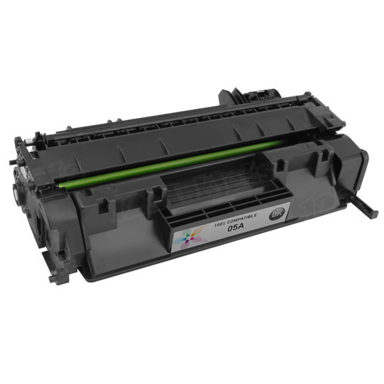 Compatible Brand Black Laser Toner for HP 05A