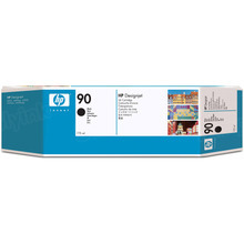 Original HP 90 Black Ink Cartridge in Retail Packaging (C5059A) High-Yield