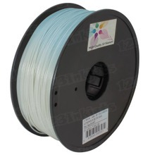 Luminous Blue 3D Printer Filament 1.75mm 1kg ABS